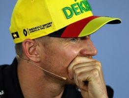 Nico Hulkenberg recalls 'uncomfortable' crash