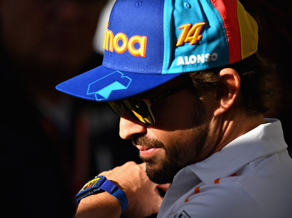 News of yet another breakdown for Fernando Alonso