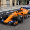 Carlos Sainz's first laps with McLaren, Charles Leclerc joins Ferrari