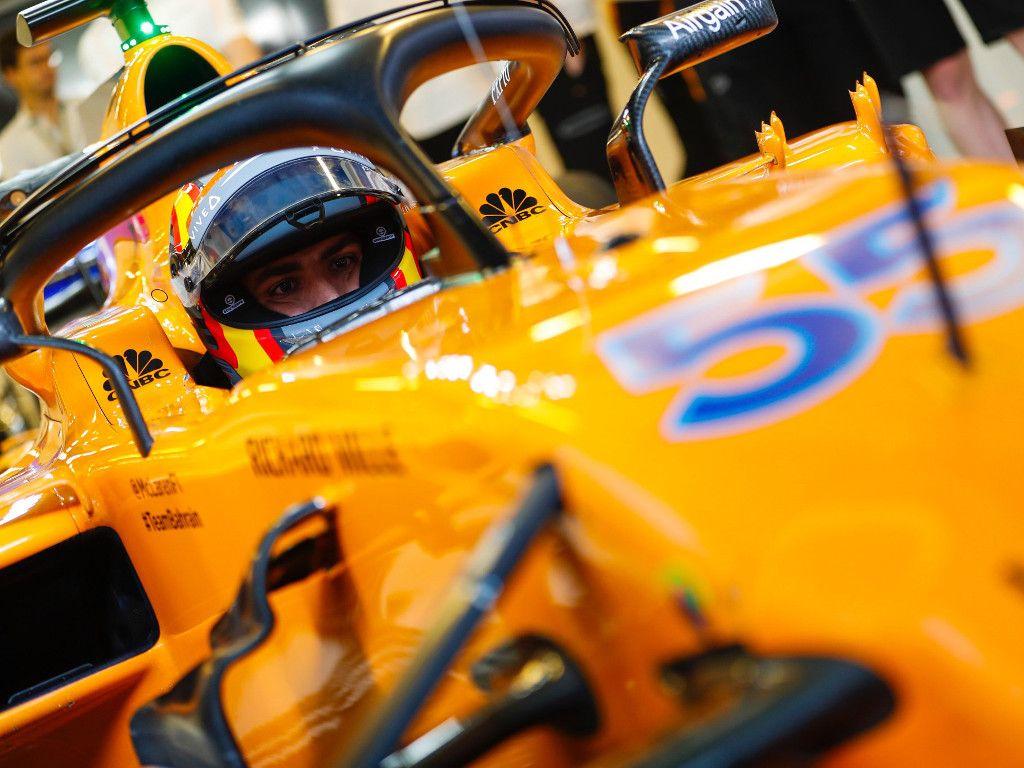 Carlos Sainz: McLaren debut a dream come true
