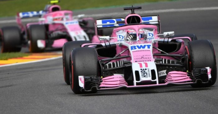 Force India is no longer, introducing Racing Point F1