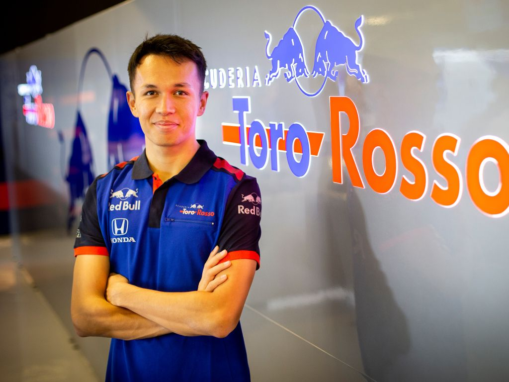 Alexander Albon almost quit racing after Red Bull axe