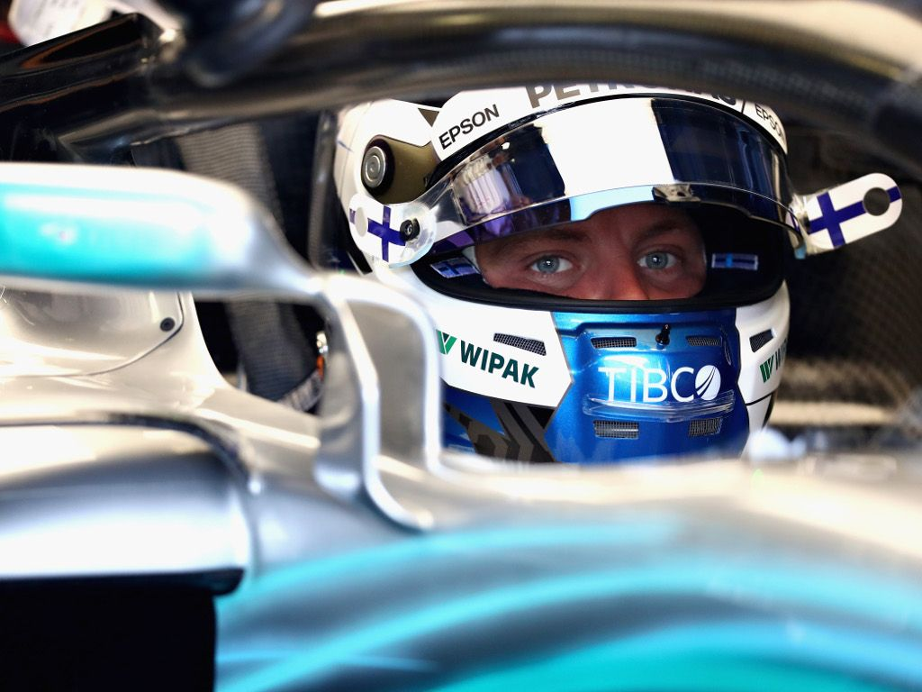 Valtteri Bottas to 'drive like I stole it' in 2019