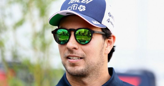 Sergio Perez has no concerns about Lance Stroll's arrival