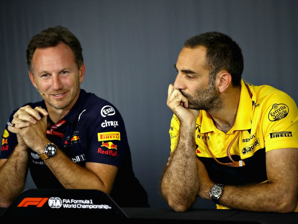 Renault: Red Bull never tire of praising Honda