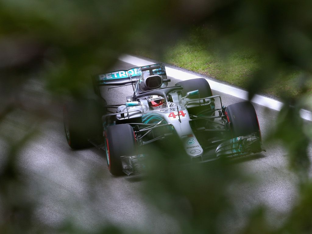 Mercedes: Suffer engine setback