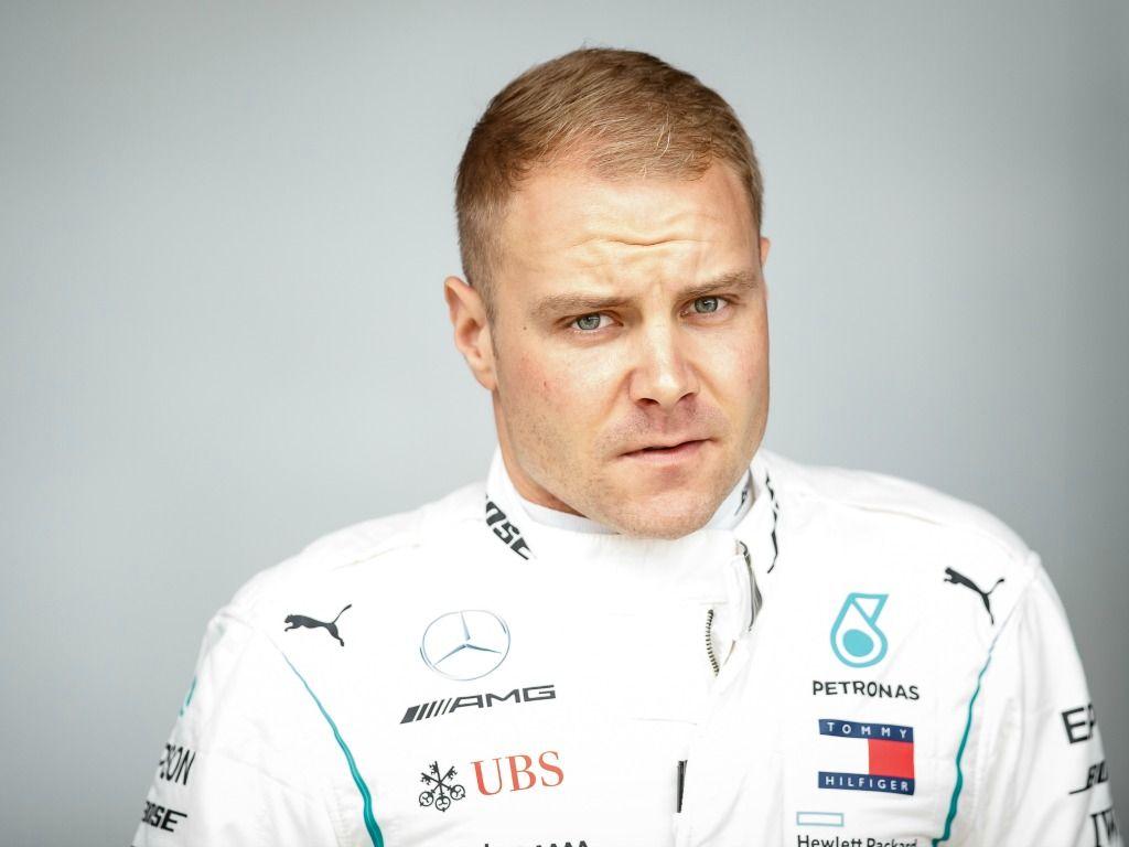 Valtteri Bottas: Support from Mika Hakkinen