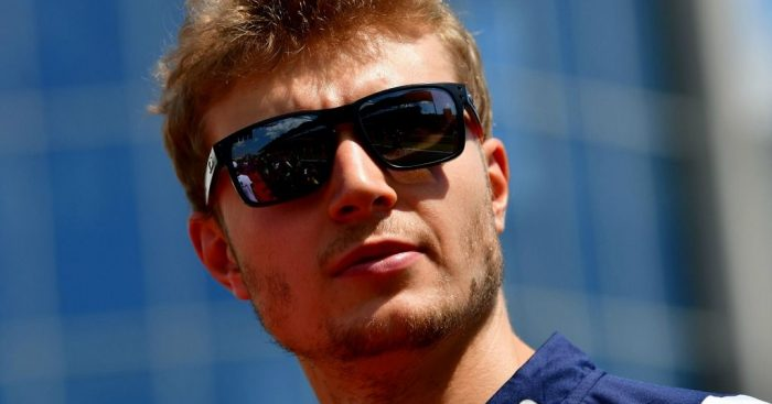 Sergey Sirotkin: Backers wanted discount