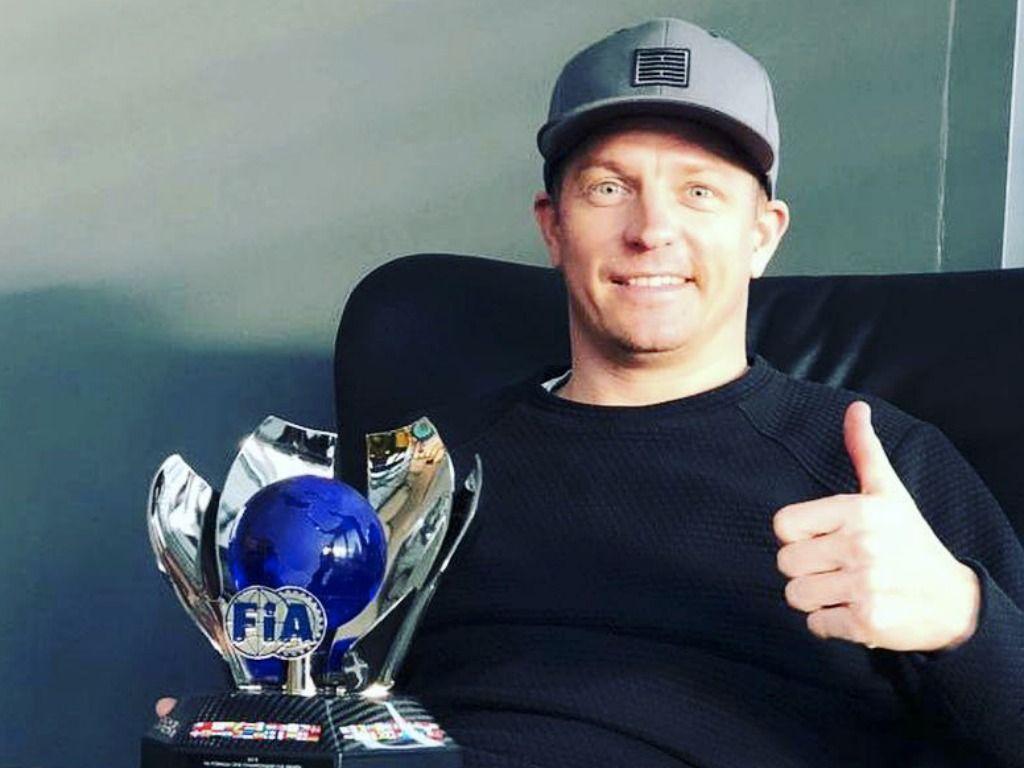 Kimi Raikkonen: Drunken night at FIA awards
