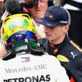 Max Verstappen: Lewis Hamilton has it easier