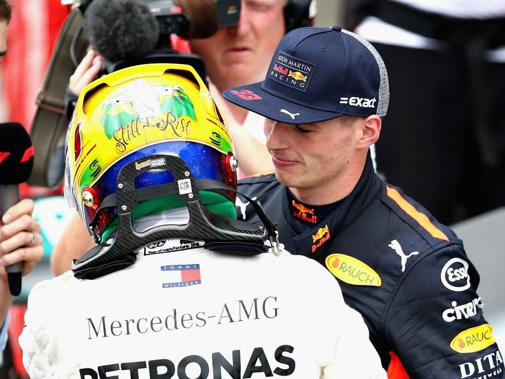 Max Verstappen: Lewis Hamilton has it easier