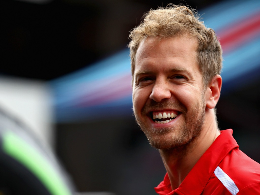 Sebastian Vettel: Radio message gold