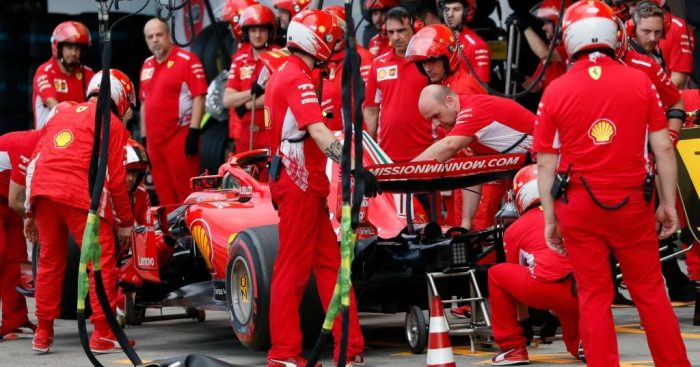 PirellI: Move to two pit stops?