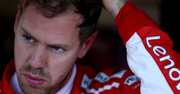Sebastian Vettel: Conflicted about Robert Kubica