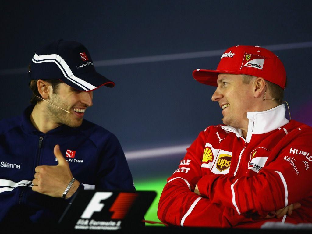 Kimi Raikkonen: Will help Antonio Giovinazzi
