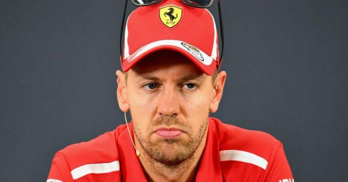 Sebastian Vettel: Not a social media fan