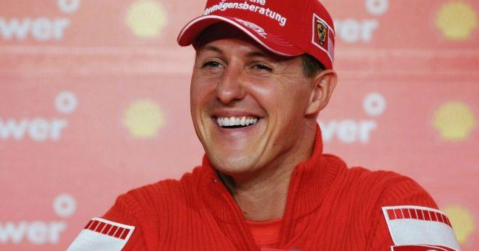 Ferrari: Michael Schumacher exhibition