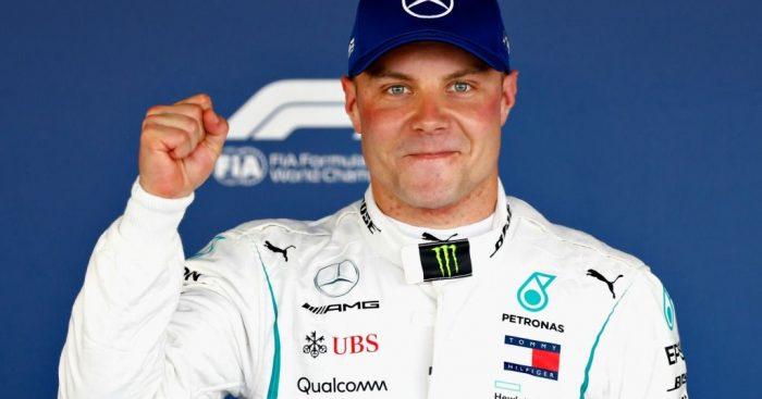 Mercedes keeping the faith in Valtteri Bottas