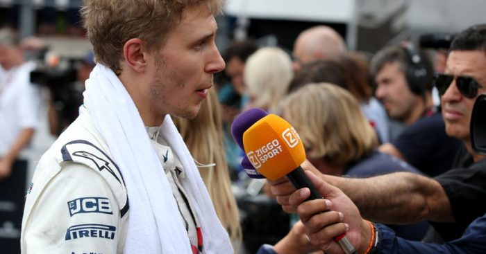Sergey Sirotkin: Wants quick F1 return