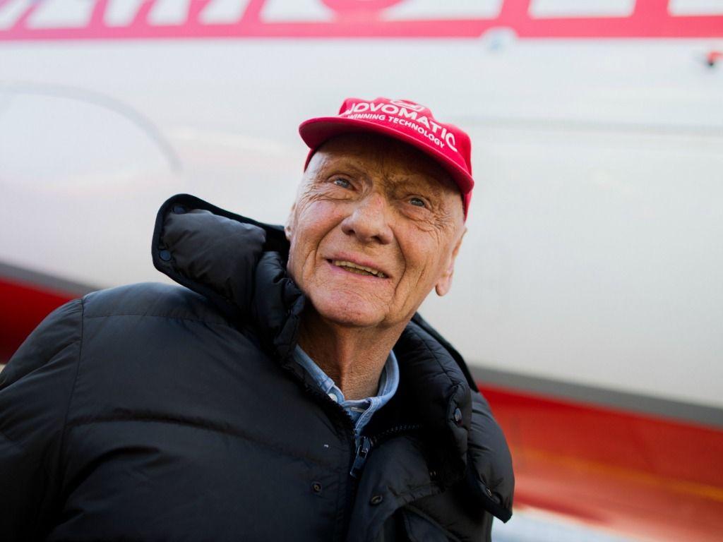 Niki Lauda: A classy touch from Sebastian Vettel
