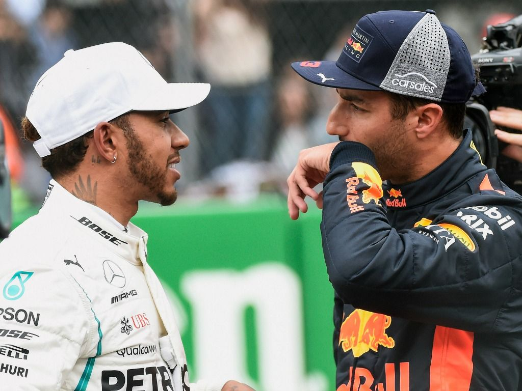 Daniel Ricciardo says Mercedes wouldn't give him a black and white answer