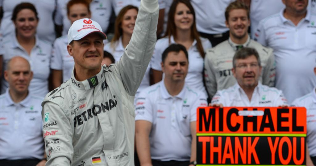 Michael Schumacher's 50th to be marked with the release of a new virtual museum app.