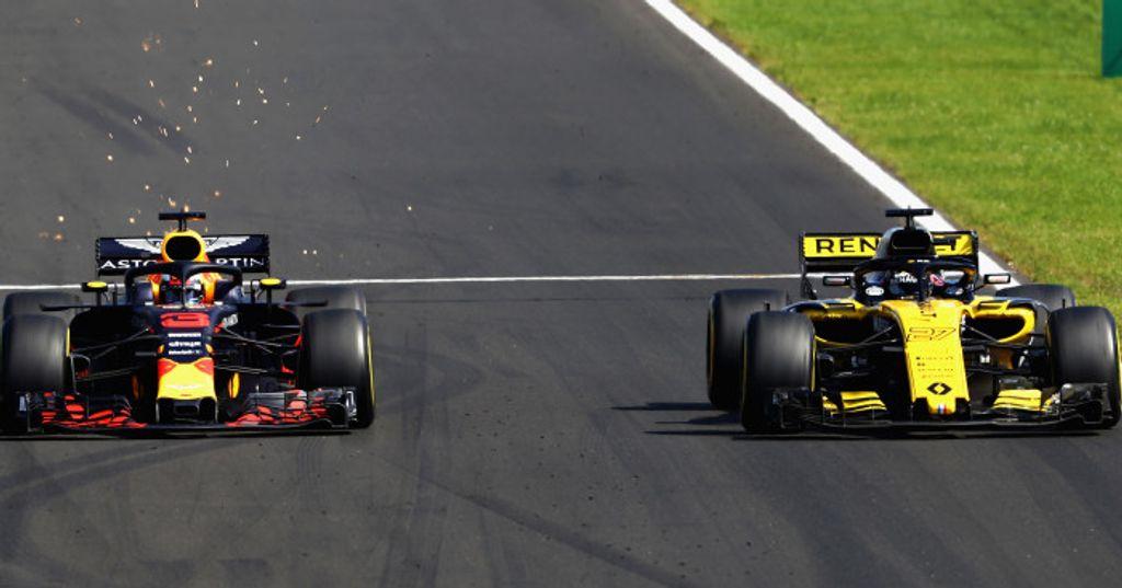 """Daniel Ricciardo hopes to take Renault to the """"next level""""."""