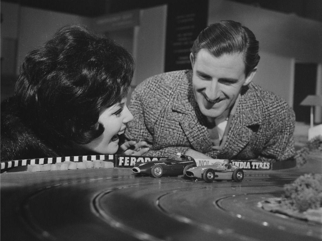 Scalextric: Racing memories