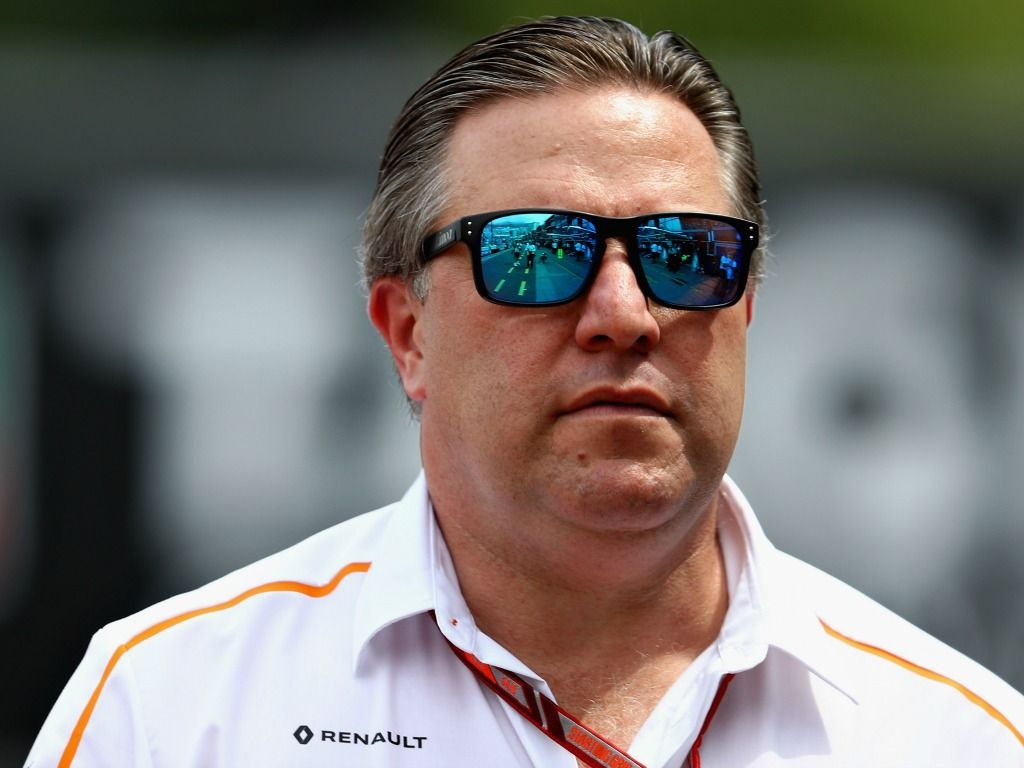 Liberty Media must fight opposition to the 2021 rule changes says Zak Brown.