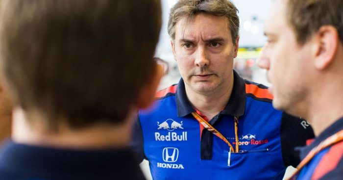 James Key: McLaren-bound