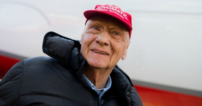 Niki Lauda: Back in intensive care