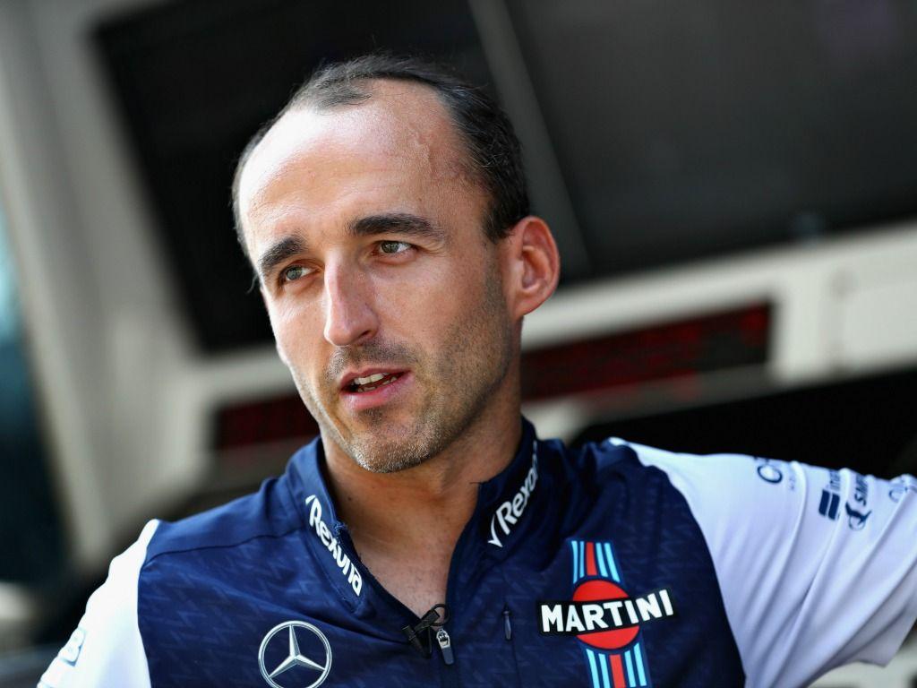 Robert Kubica: Williams driver
