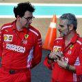 All change at Ferrari
