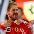 Sebastian Vettel: Relaxed about driver exits