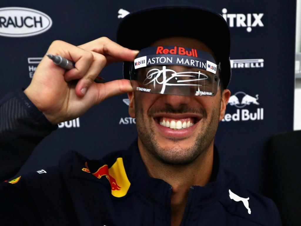 Daniel Ricciardo: Buzz about Renault arrival
