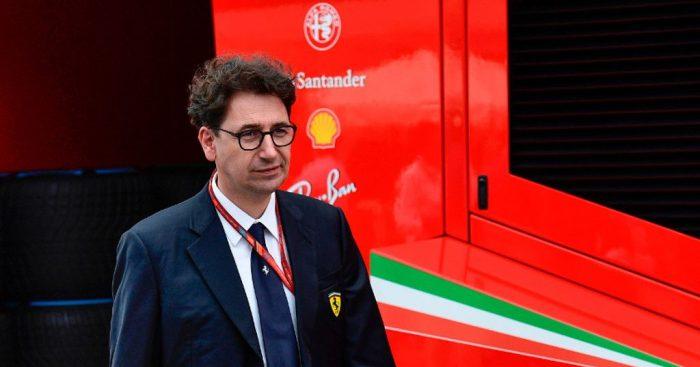 Mattia Binotto receives Flavio Briatore's backing