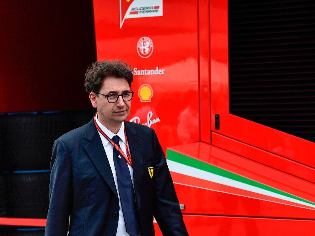 Mattia Binotto receives Flavio Briatore's backing