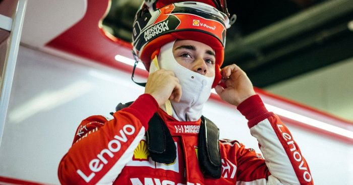 Charles Leclerc: Too soon for Ferrari?
