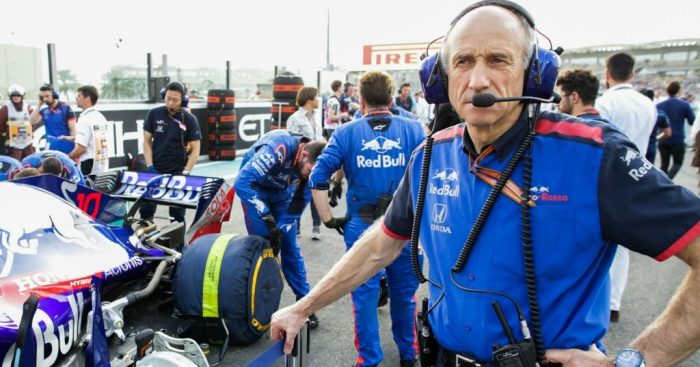 Cut downforce by 40-50 % says Toro Rosso principal Franz Tost