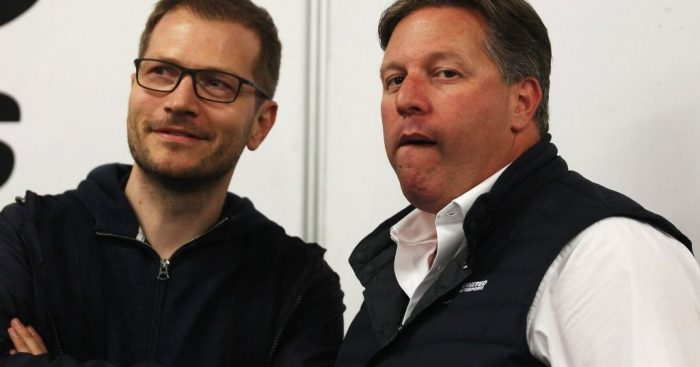 Andreas Seidl will work under Zak Brown at McLaren as managing director