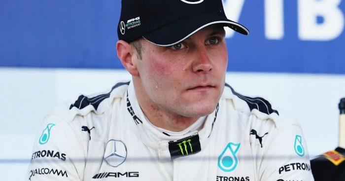 Valtteri Bottas: Sponsor axe is harsh treatment