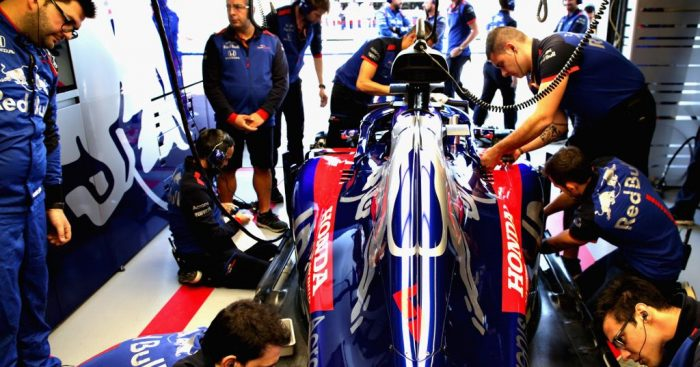 Toro Rosso passes mandatory FIA crash tests