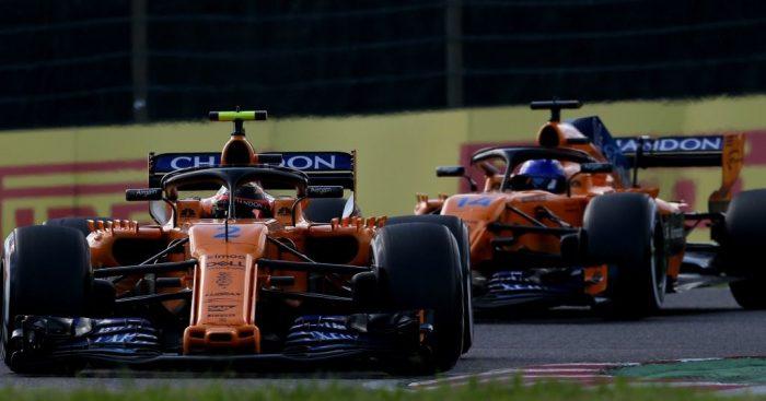 'Williams, McLaren have been left in the void'