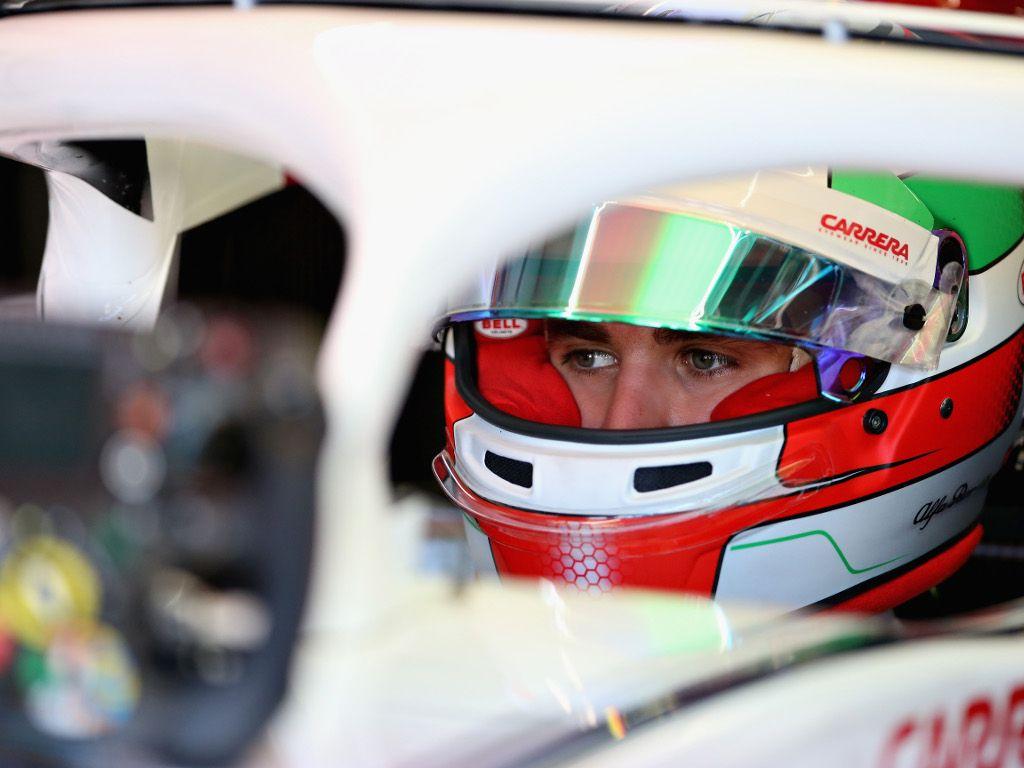 Antonio Giovinazzi: Avoiding Leclerc comparisons
