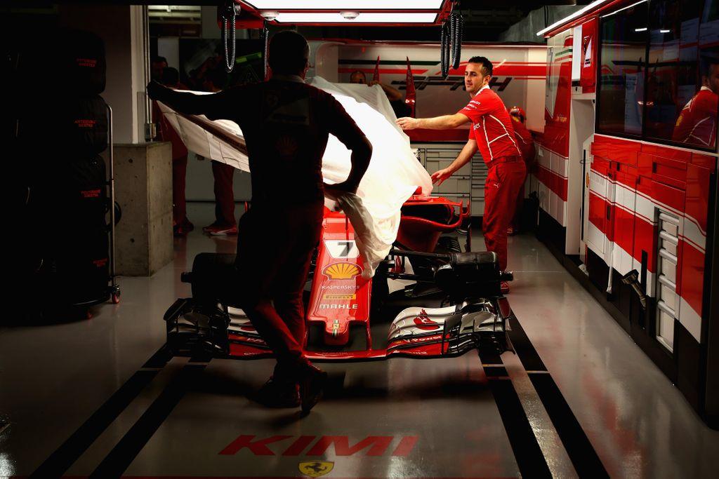 Ferrari: 2019 plans revealed