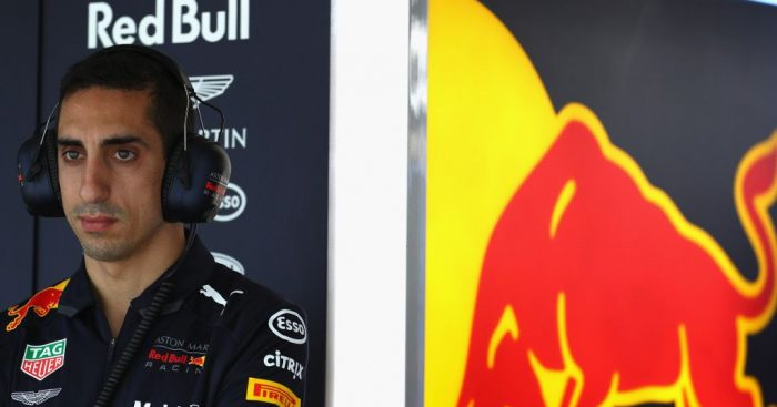 Red Bull retain Sebastien Buemi as reserve driver