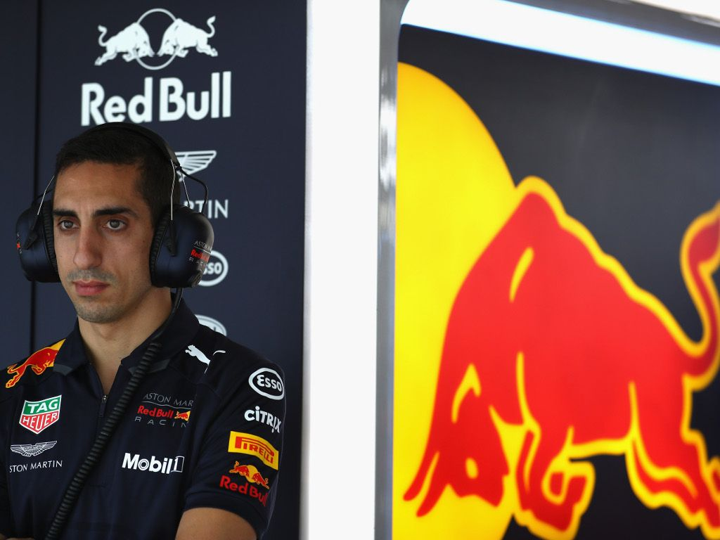 Red Bull retain Sebastien Buemi as reserve driver