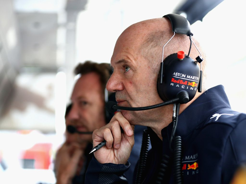 'Adrian Newey motivated by swap to Honda engines'