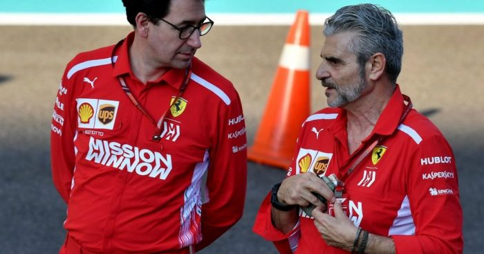 Ferrari: Rumours cleared up