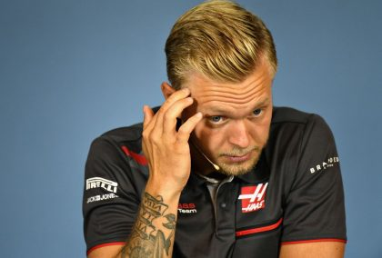 """Gunther Steiner claims Kevin Magnussen is not a """"wild"""" driver"""